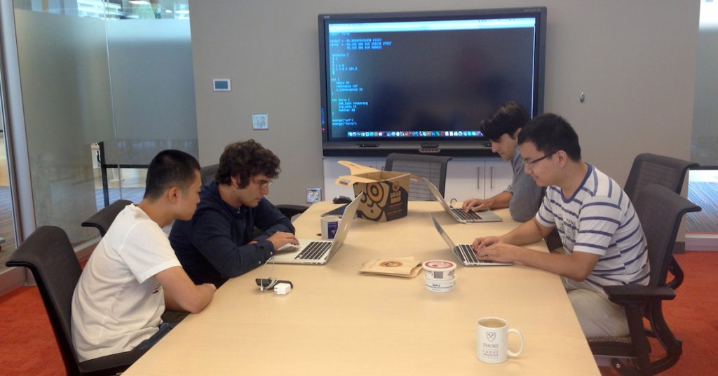 2015-8-28-First FORTE Hackaton